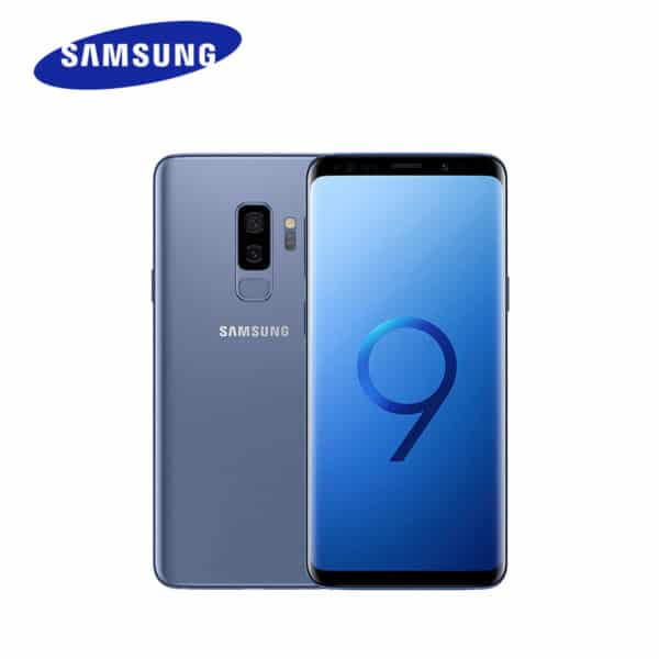 Refurbished samsung galaxy s9 plus android smartphone in excellent condition