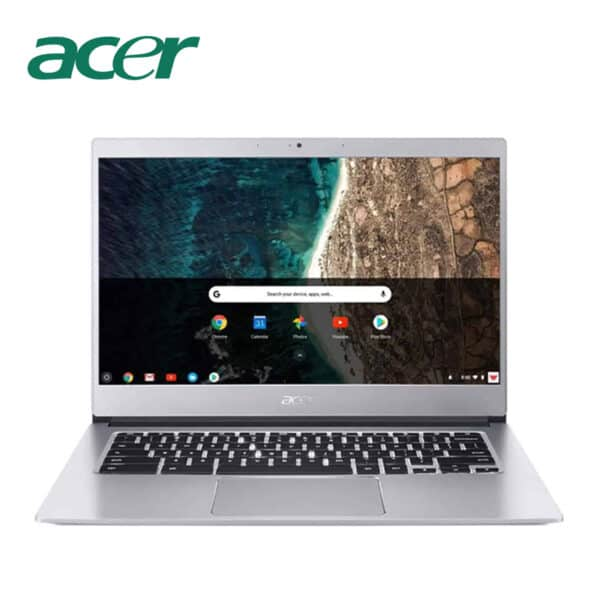 Refurbished acer chromebook 514 series laptop computer