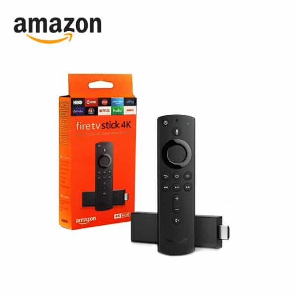 Amazon firetv stick 4k streaming media player new in box
