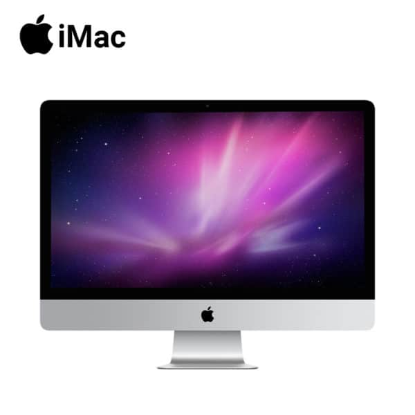 aaple imac 21.5 inch desktop computer