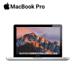 Refurbished Apple macbook pro 13 inch screen mid 2012 laptop computer