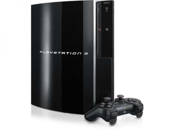 Refurbished sony playstation 3 ps3 black gaming console with controller and 3 months warranty