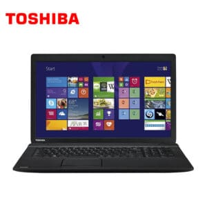 Refurbished toshiba satellite c70d laptop with 17.3 inch screen display and AMD processor