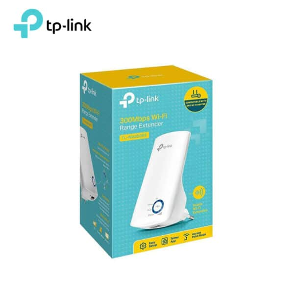 Tp link WA850RE 300 mbps wifi range extender new in box