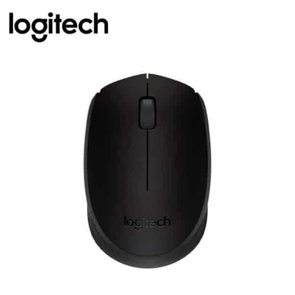 Logitech b170 optical bluetooth wireless mouse new in box black colour