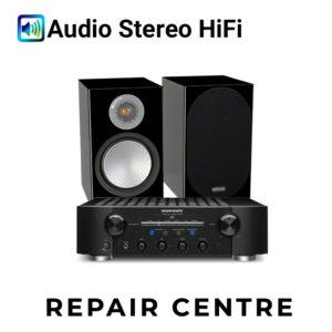 audio stereo hifi service repair centre in portlaoise county laois ireland