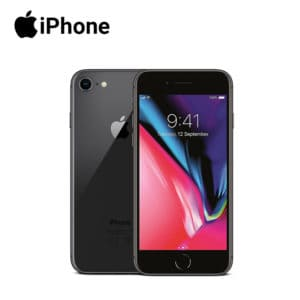 apple iphone 8 mobile phone in various colours