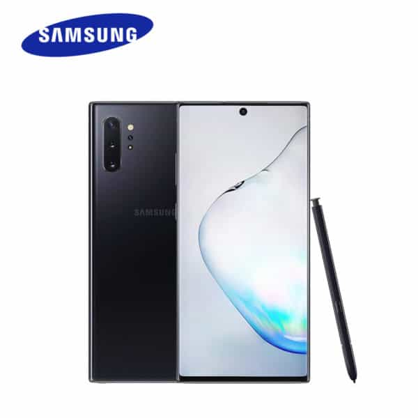 samsung galaxy s10 plus with s pen in various colours