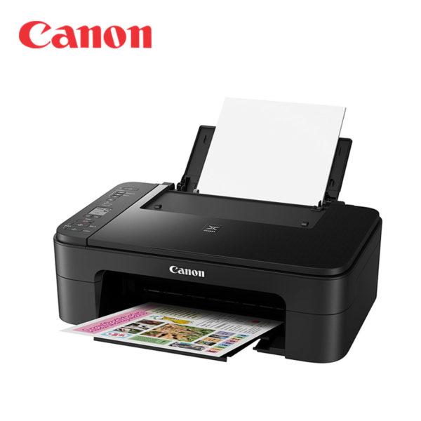 canon pixma ts3150 all in one wireless colour printer in black colour