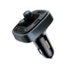 remax fm transmitter and usb fast car charger with dual usb ports