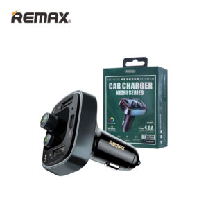 remax fm transmitter and usb fast car charger