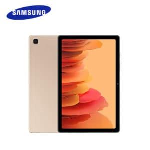 samsung galaxy tab a7 wifi gold tablet