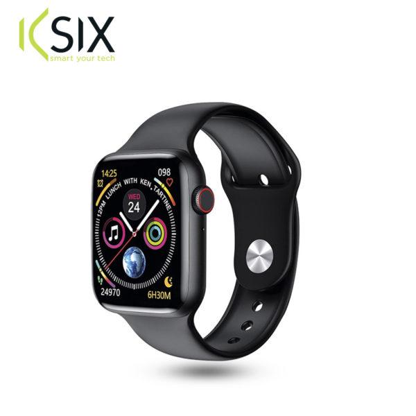 ksiz urban2 smartwatch in black