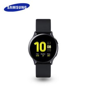 samsung galaxy smart watch active2 in aqua black