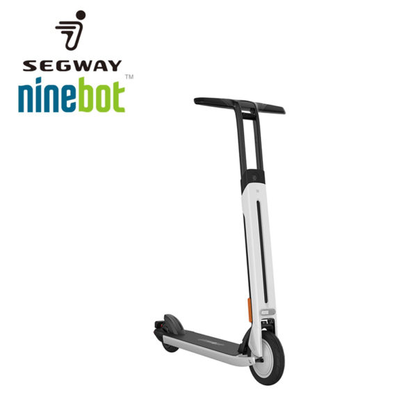 segway ninebot air t15e electric scooter in white