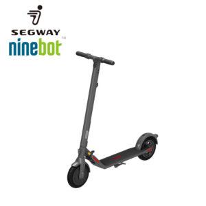 segway ninebot e22e dark grey electric scooter