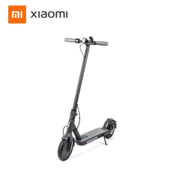 xiaomi 1s electric scooter in black