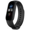 xiaomi mi smart band 5 health and fitness tracker smart watch in black